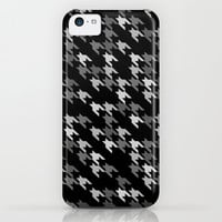 Toothless Black and White iPhone & iPod Case by Project M