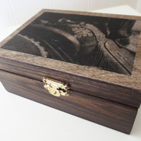 Western Keepsake Chest