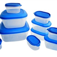 Essential Dorm Food Containers - 20PC Dorm Room Essentials College Products Dorm Room Shopping Meals