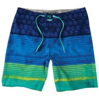 Volcom Lido Stripe Boardshort - Men's at CCS