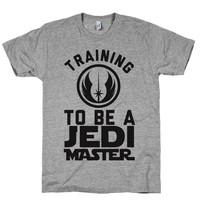 Training To Be A Jedi Master