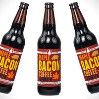 Funky Buddha Maple Bacon Coffee Porter | HiConsumption