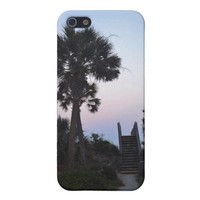 Beach Sunset iPhone 5/5S Case
