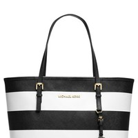 MICHAEL Michael Kors 'Jet Set - Small' Saffiano Leather Travel Tote | Nordstrom