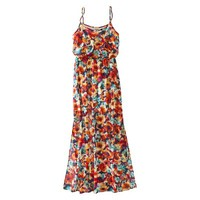Mossimo Supply Co. Junior's Chiffon Maxi Dress - Assorted Colors