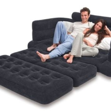 Intex Inflatable Pull Out Sofa Queen From Amazon Ultimate