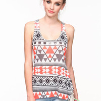TRIANGLE SOUTHWESTERN TANK TOP