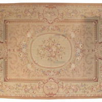 "Aubusson Carpet, 14'4"" x 9'9"""