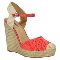 Lucky Brand Reandra Espadrille Wedge at Von Maur