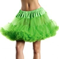 The perfect ruffle petticoat. Ruffle tutu, wear as a skirt, under your poodle skirt or in the bedroom and have a great night.