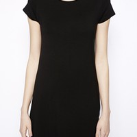 New Look Petite Longline T-Shirt Dress