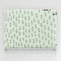 mind mountains iPad Case by austeja saffron