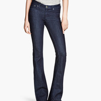 Flare Low Jeans - from H&M