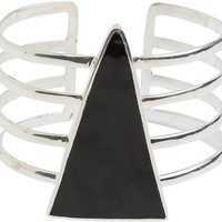SUNAHARA BLACK TRIANGLE CUFF