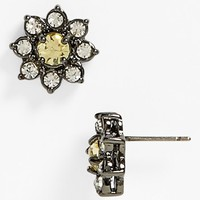 Juicy Couture 'Brilliant Blooms' Flower Stud Earrings | Nordstrom