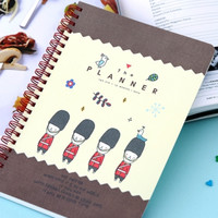 White Bear Monthly Planner v1