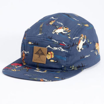 Father Nature 5 Panel Hat