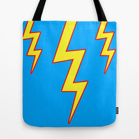 Michael Bolting Tote Bag by Pop E. Carp