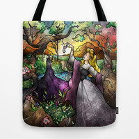 I know you... Tote Bag by Mandie Manzano