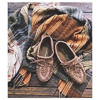 Free People Womens Hopewell Moccasin - B