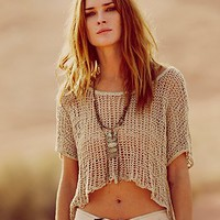 Free People Womens Plant Our Dreams Pullover -