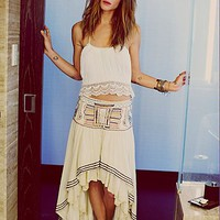 Free People Rises in the East Skirt