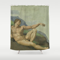 Sistine Chapel Shower Curtain by BeautifulHomes