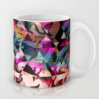 Wild Mix #6 Mug by Ornaart