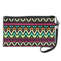 Neon Mix - Aztec Bag