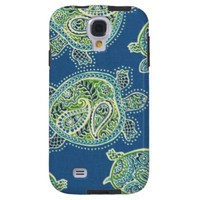 Bahama Turtles Samsung Galaxy S4 Cases