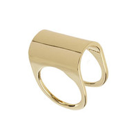 RECTANGULAR DOMED RING