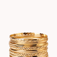 Goddess Bangle Set