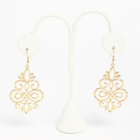 ORNATE EARRINGS