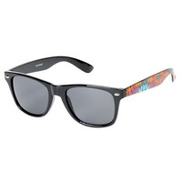 Classic Black & Southwest Sunglasses