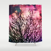 Magic Shower Curtain by Yoshigirl