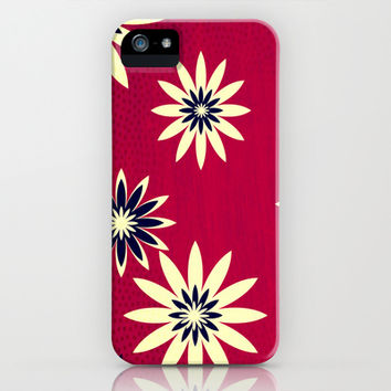 Daisies iPhone & iPod Case by Armin