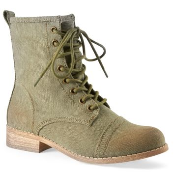 MIA® Canvas Boot
