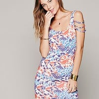 Free People Showin Shoulders Bodycon