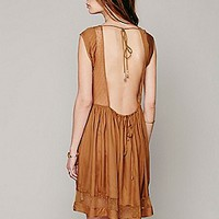 Diana Open Back Dress