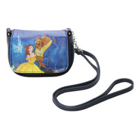 Disney Beauty And The Beast Crossbody Bag