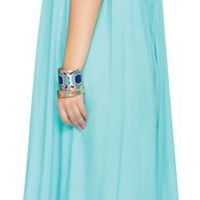 KYLIE SOLID MAXI DRESS