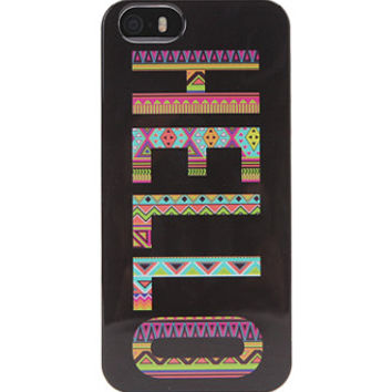 With Love From CA Tribal Hello iPhone 5 Case at PacSun.com