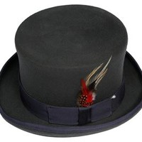 Wool Felt Top Hat Adult