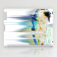Remix Emperor Penguins iPad Case by Ben Geiger