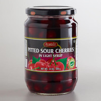 ZERGUT PITTED SOUR CHERRIES