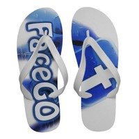 Men's Sandal with FaceGO (Facebook) Picture