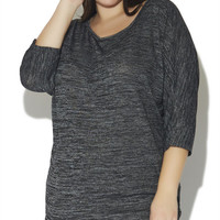 Relaxed Dolman Top