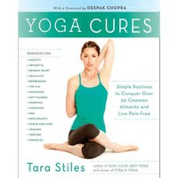 Walmart: Yoga Cures: Simple Routines to Conquer More Than 50 Common Ailments and Live Pain-Free