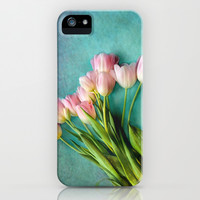 Blushing Beauties iPhone & iPod Case by Lisa Argyropoulos