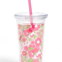 Lilly Pulitzer® 'Garden by the Sea' Tumbler | Nordstrom